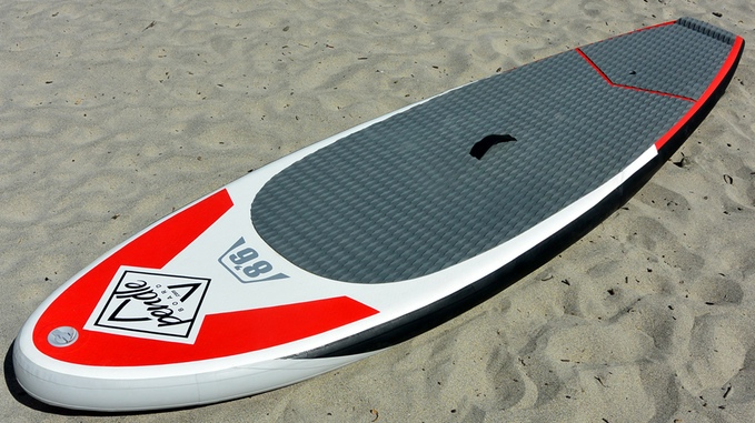 Pendleboard The Worlds First Hard Tail Inflatable